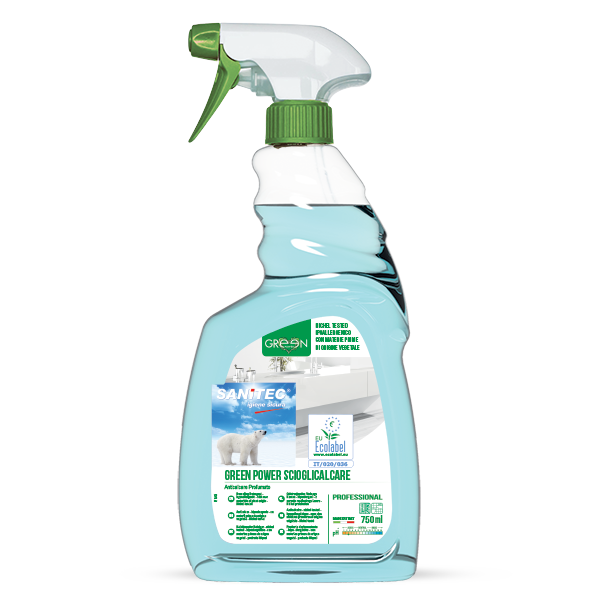 GREEN POWER SCIOGLICALCARE 750ml