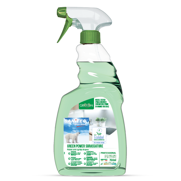 GREEN POWER Sgrassatore 750ml