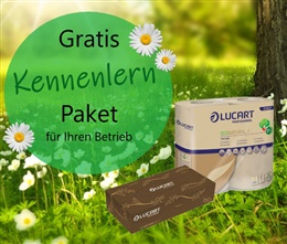 Gratis Eco Natural Kennenlernpaket